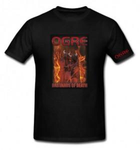 OGRE BOD Flames T-Shirt
